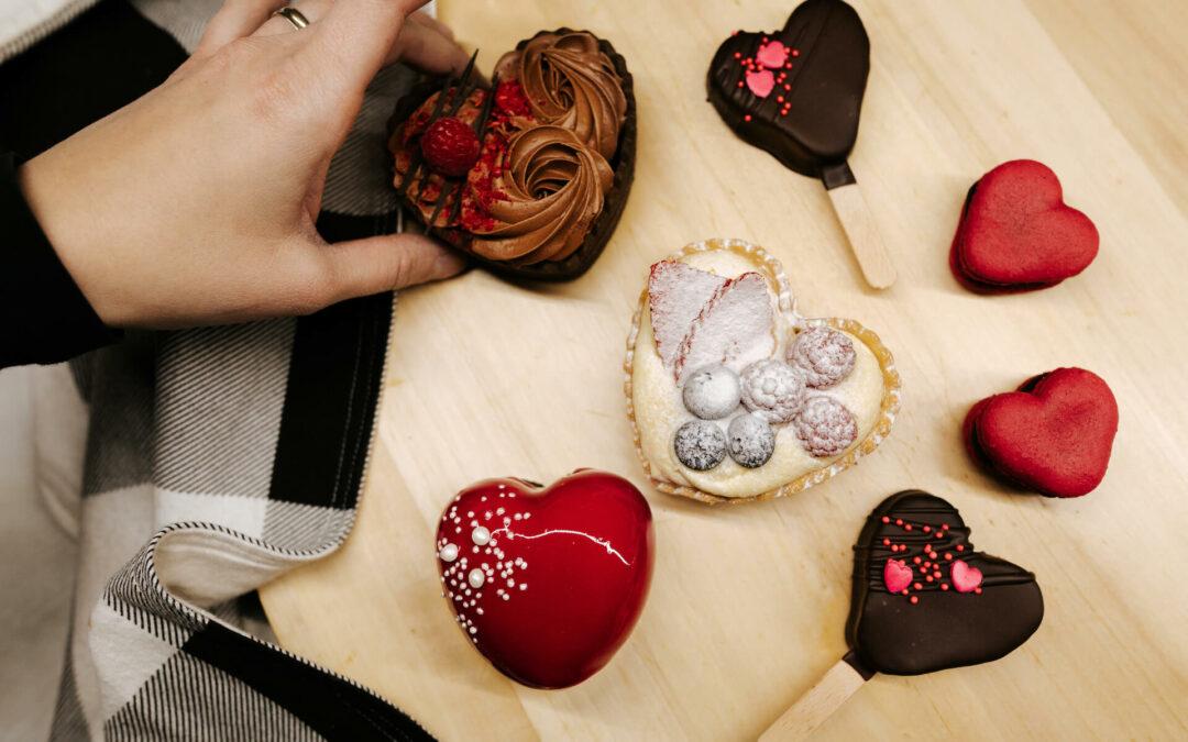 Valentýnská krabička ❤️ láska je sladká a prochází i žaludkem 😉❤️